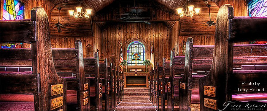 Chapel - photo by Terry Reinert